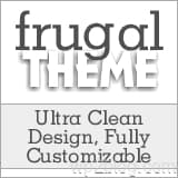 frugal theme