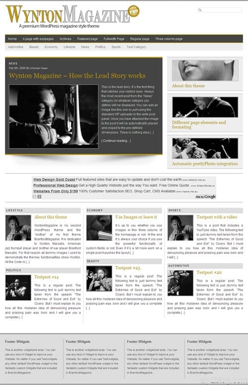 Wynton Magazine Pro