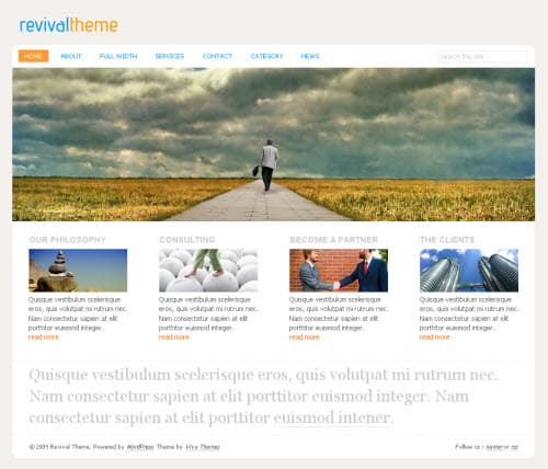 revival-wordpress-theme