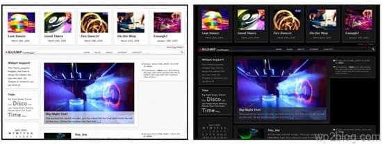 fastblogger theme