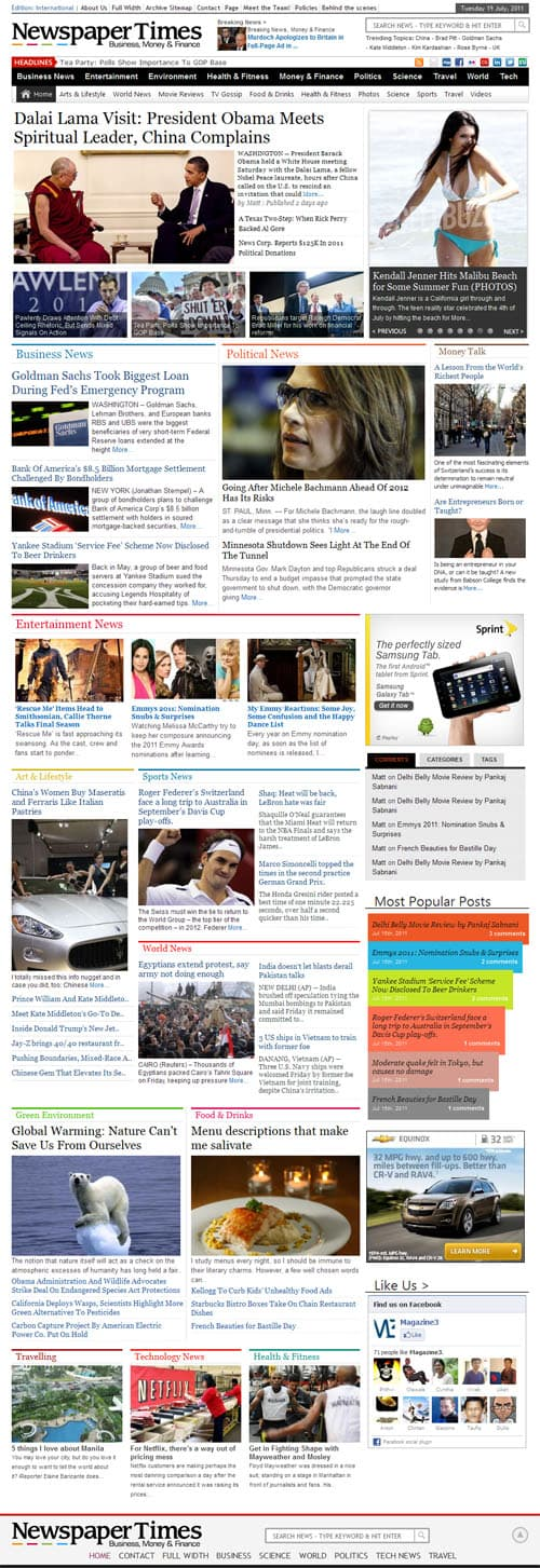 newspapertimes-wordpress-theme