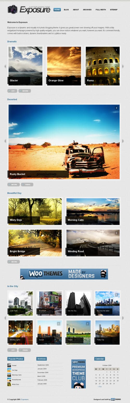 exposure-wordpress-theme