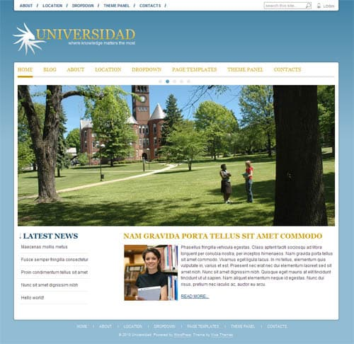 universidad-theme