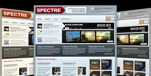 spectre premium wordpress themes