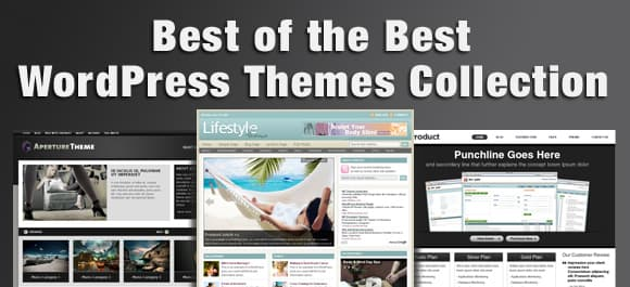 best of the best wordpress themes