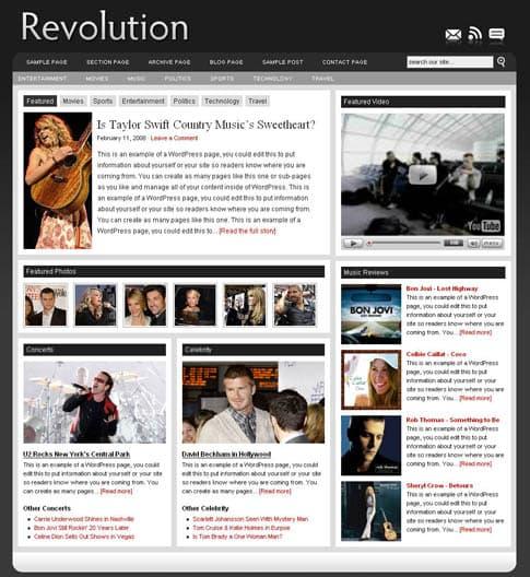 Revolution Media Pro