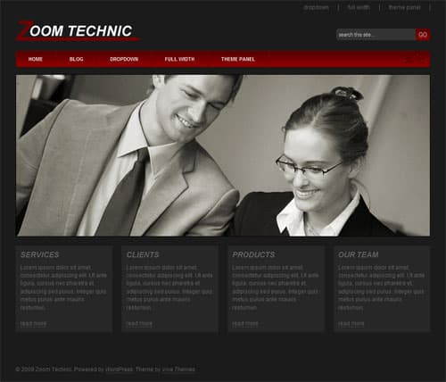 zoom-technic-wordpress-theme