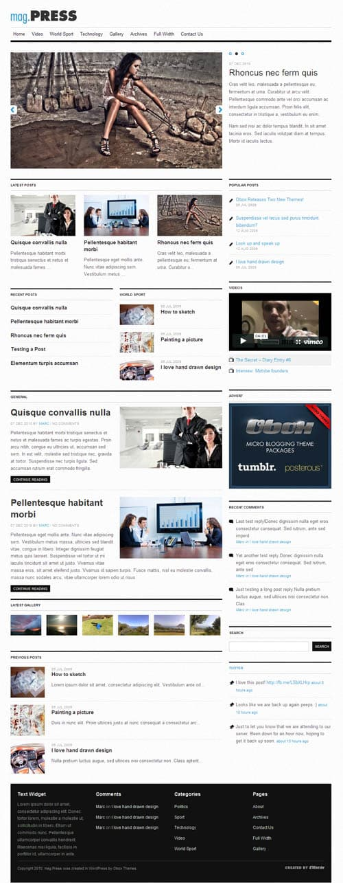 magpress-wordpress-theme