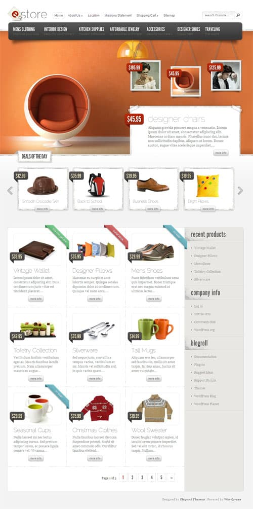 estore-elegant-wordpress-theme