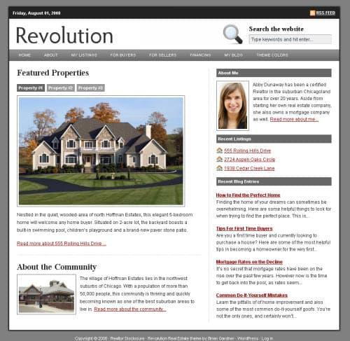 Revolution Real Estate