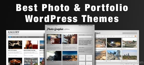 photo and portfolio wordpress themes