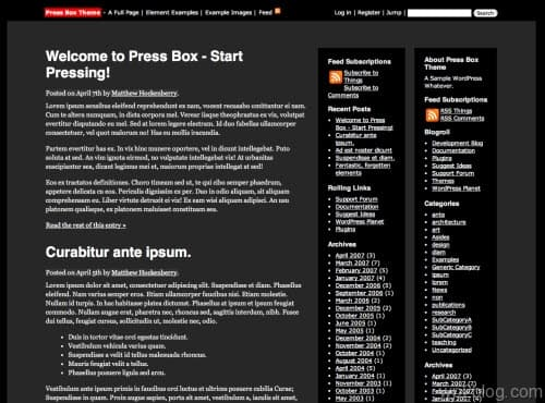 press box 4