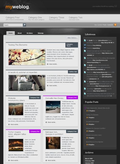 myweblog-theme