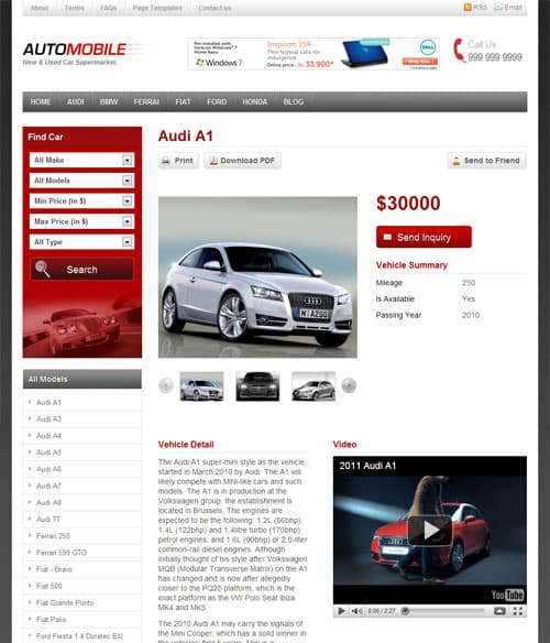 automobile-theme-2