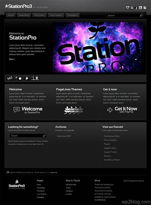 station pro 3