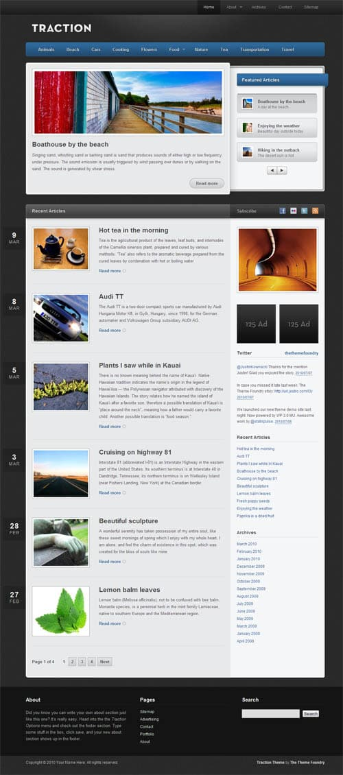 traction-wordpress-theme