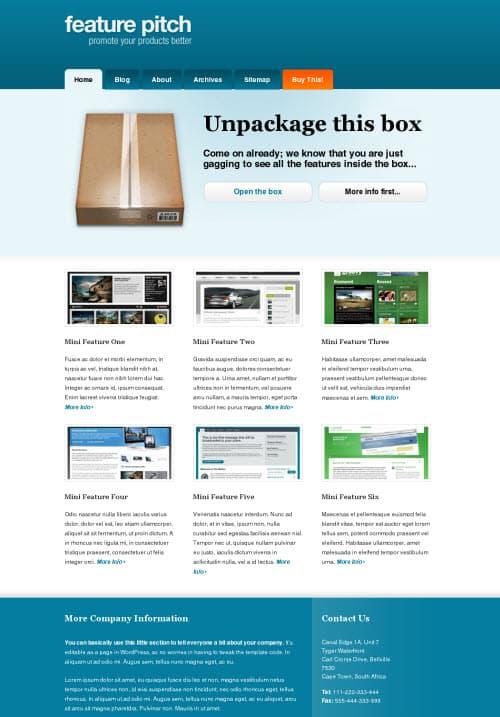 feature-pitch-wordpress-theme
