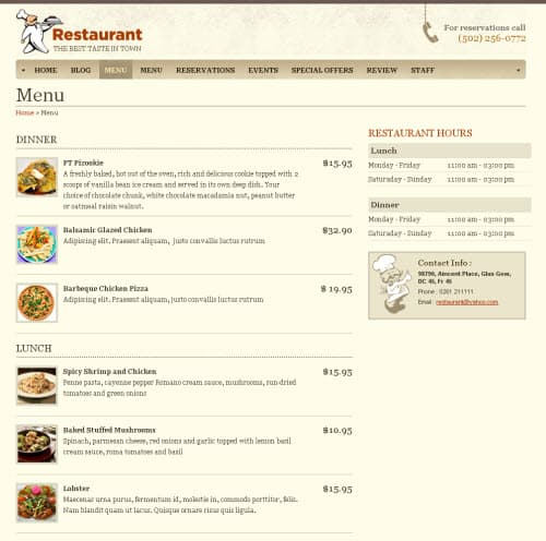 restaurant-wordpress-theme2