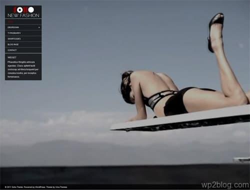 Soho Premium WordPress Theme