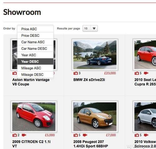 Autos Pro Showroom