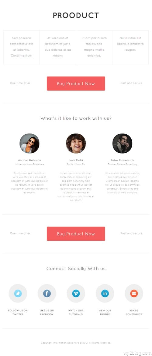 Prooduct WordPress Theme