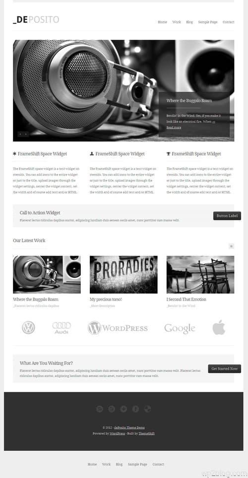 ePosito WordPress Theme
