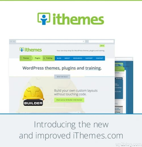 iThemes Redesign