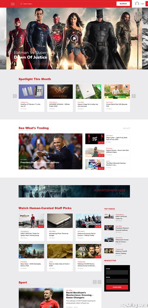 Vivo WordPress Theme