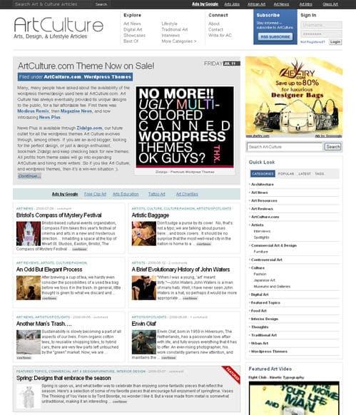 News Plus Theme