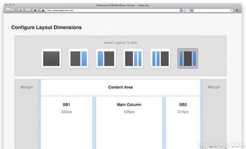 platform layout editor
