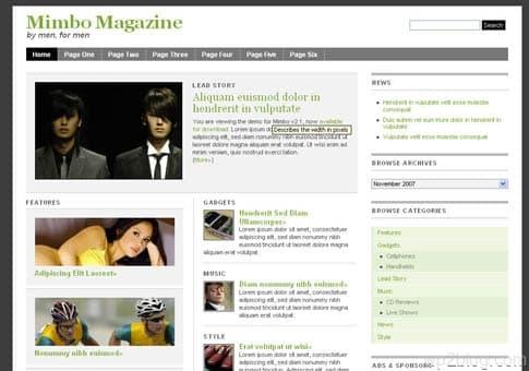 Mimbo Magazine