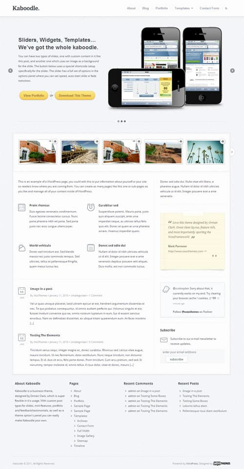 kaboodle-wordpress-theme
