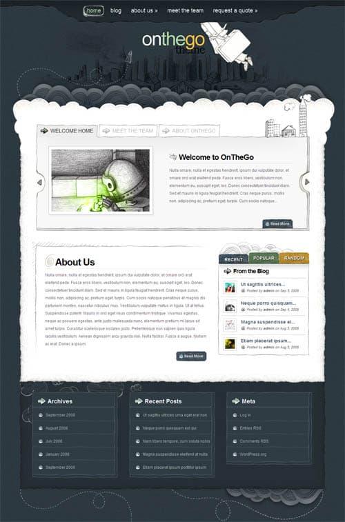 onthego-wordpress-theme