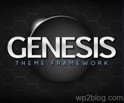 genesis theme framwork