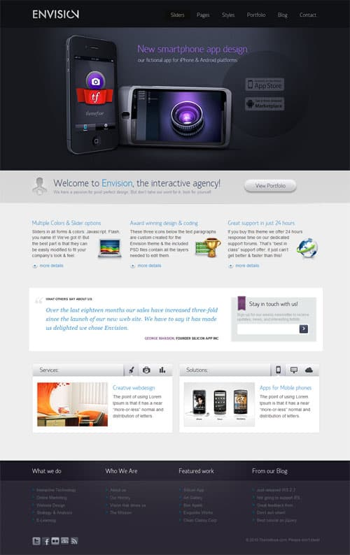 envision-wordpress-theme
