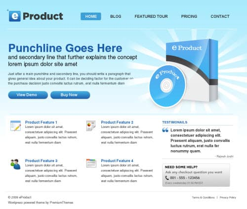 eproduct-wordpress-theme