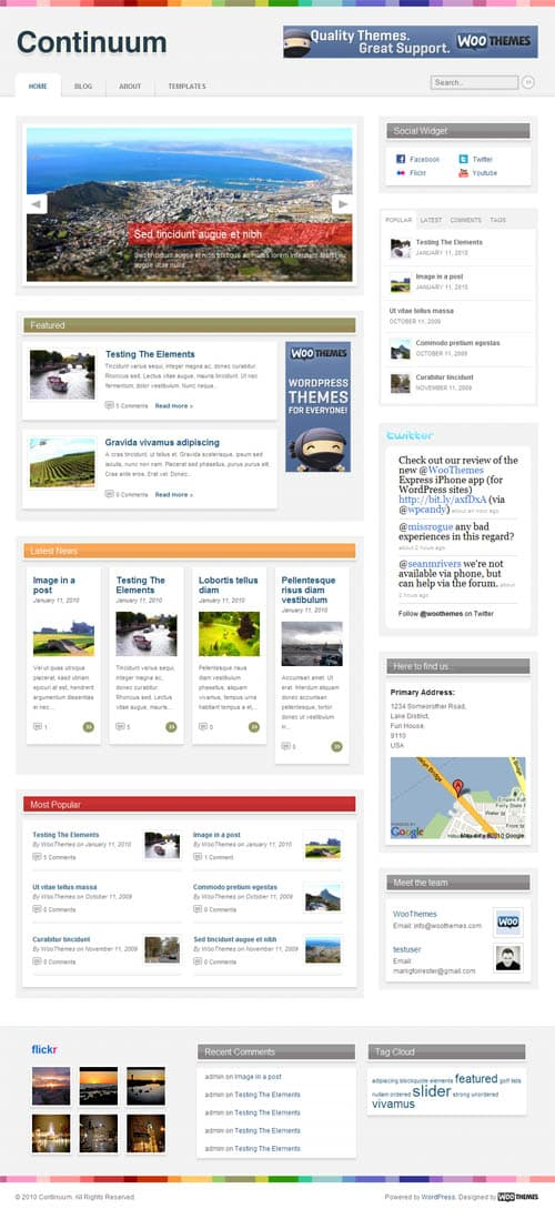continuum-wordpress-theme