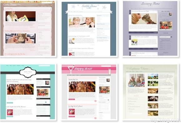 allure wordpress themes