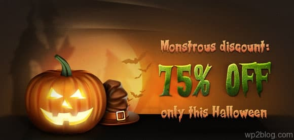 Theme Fuse Monstrous 75% Off Discount