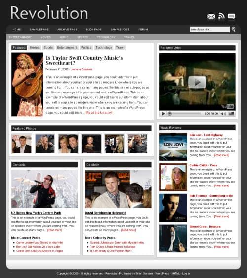 Revolution Pro Media 3.0