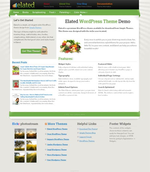 elated-wordpress-theme