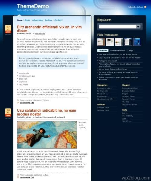 industry premium wordpress theme
