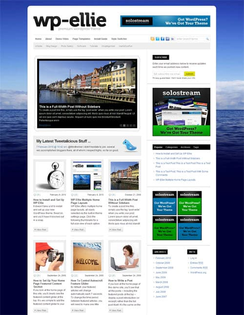 wp-ellie-wordpress-theme