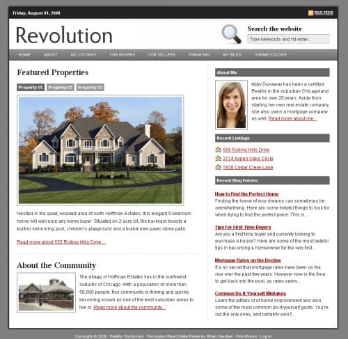 Revolution Real Estate