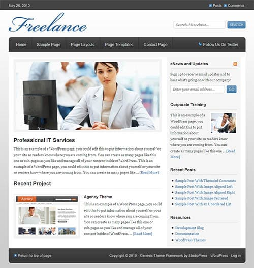 freelance-wordpress-theme