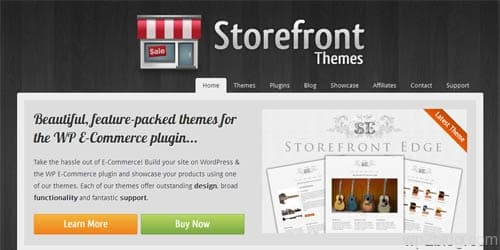 store front themes