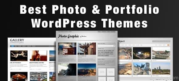 photo and portfolio wordpress themes