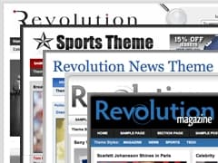 Revolution Theme all