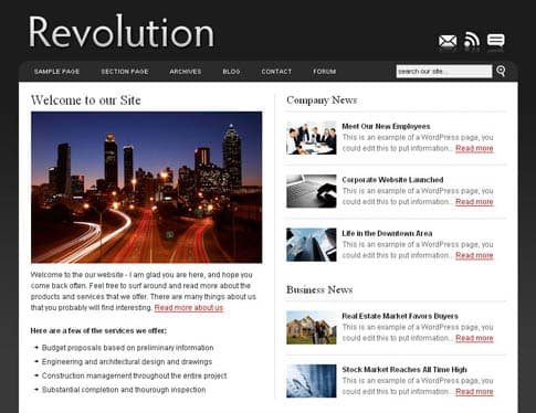 Revolution Pro Business