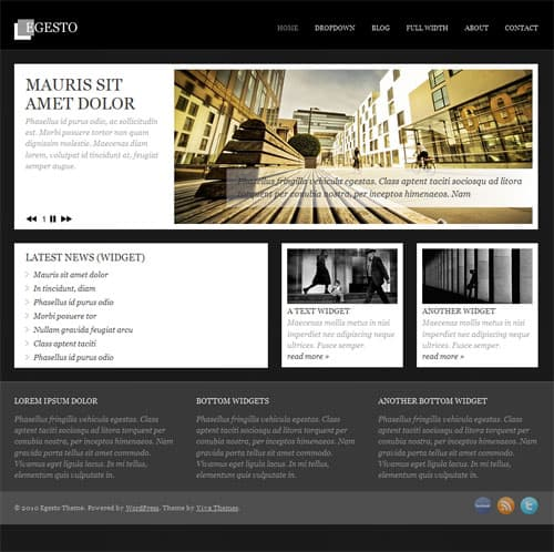 egesto-wordpress-theme